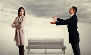 Как нужно просить прощения у девушки?
