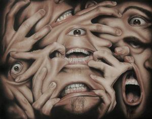 Типы галлюцинаций