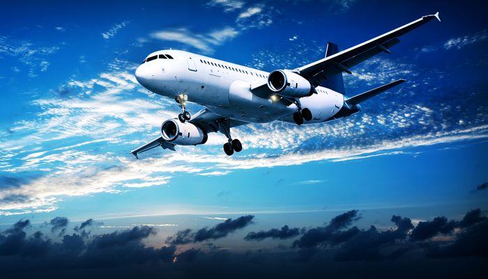 Самолет перелет