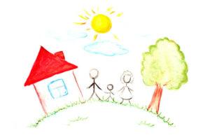 Дом, дерево, человек - тест