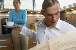 Почему мужчина раздражает: причины
