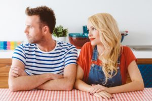 Как сохранить брак и семью с нелюбимыми?