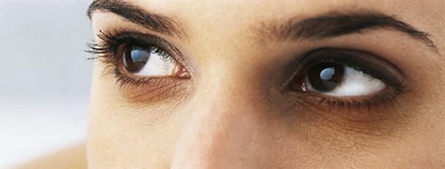 фото карих глаз