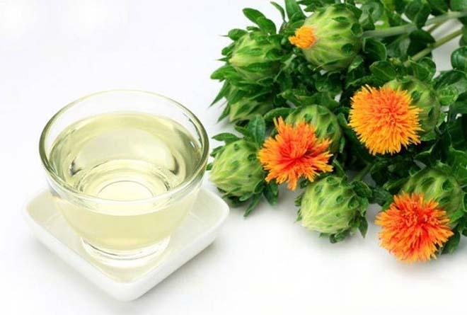 Польза и возможный вред от применения сафлорового масла