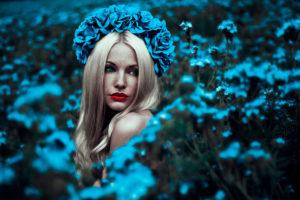 Если женщине нравится голубой: что это значит?