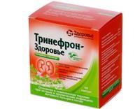 Тринефрон - лекарство для почек на травах