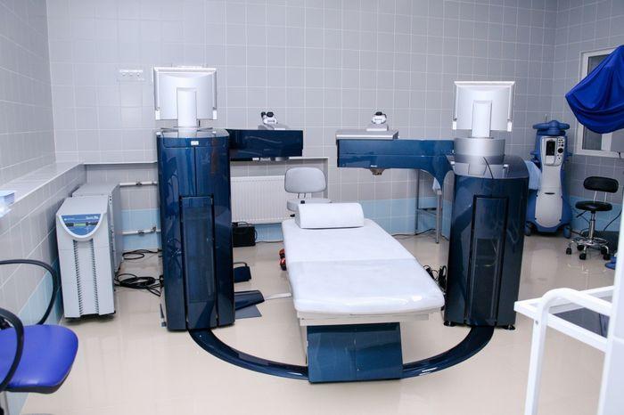Оборудование для проведения лазерной коррекции