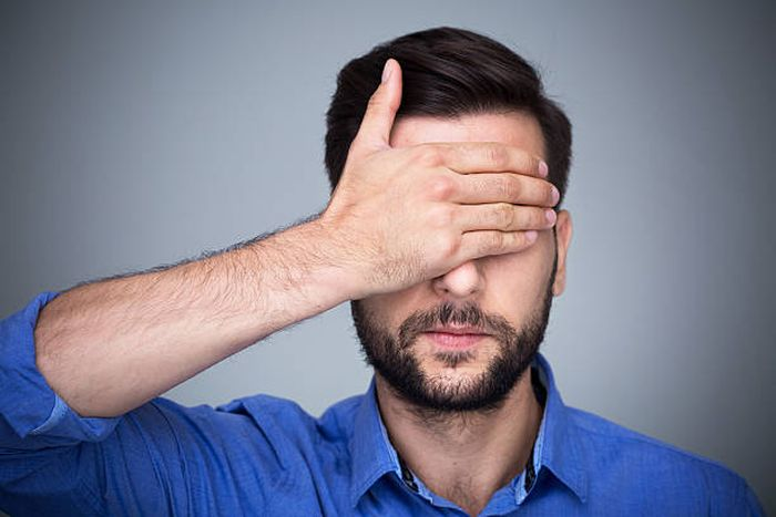 Упражнение от усталости глаз