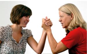 Как терпеть маму своего мужа?