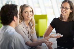 Виды деловых связей в обществе