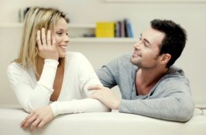 Способы выражения мужской симпатии к даме