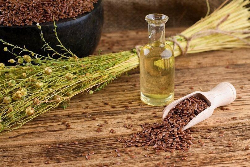 Льняное масло при Псориазе