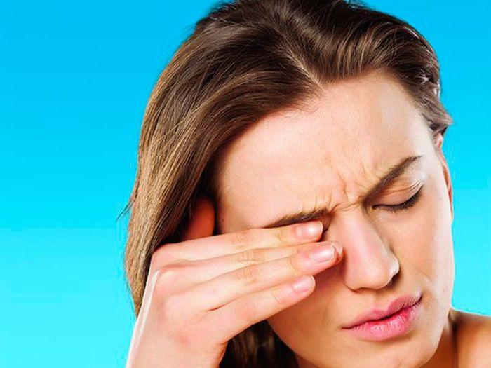 Боли и воспаления в глазах