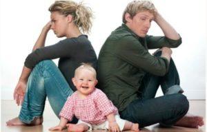 Разлад после рождения первого ребенка: что делать?