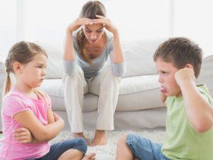 Плохие отношения между детьми