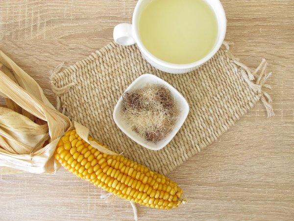 напиток из кукурузных рыльцев - ээфективное народное средство от энуреза