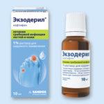 Нафтифина гидрохлорид от грибка ногтей: как принимать противогрибковое средство?
