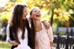 Общение с сестрой или братом