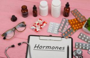 Причины - гормоны