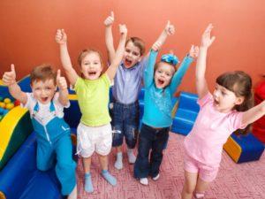 Как угомонить детей в детском саду?