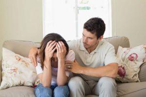 Что делать мужу в такой ситуации?