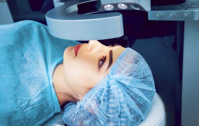 Подготовка пациентки к операции